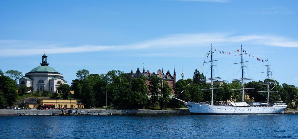 016: Att resa till Stockholm