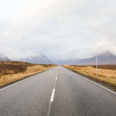 att resa på roadtrip