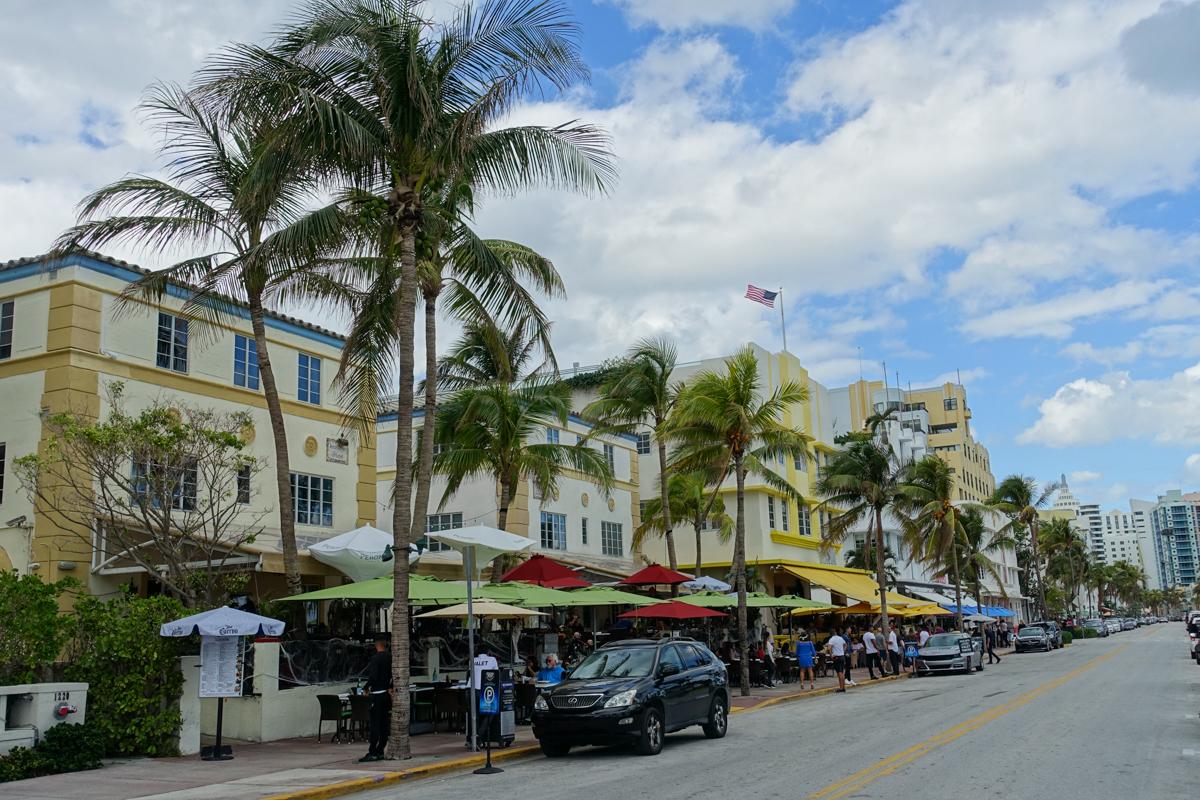 guide till Miami