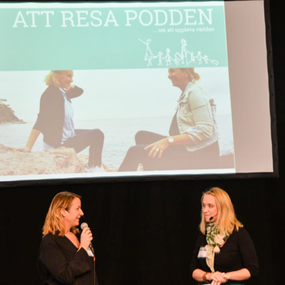 056: Att resa livepoddar på Caravan Stockholm 2018