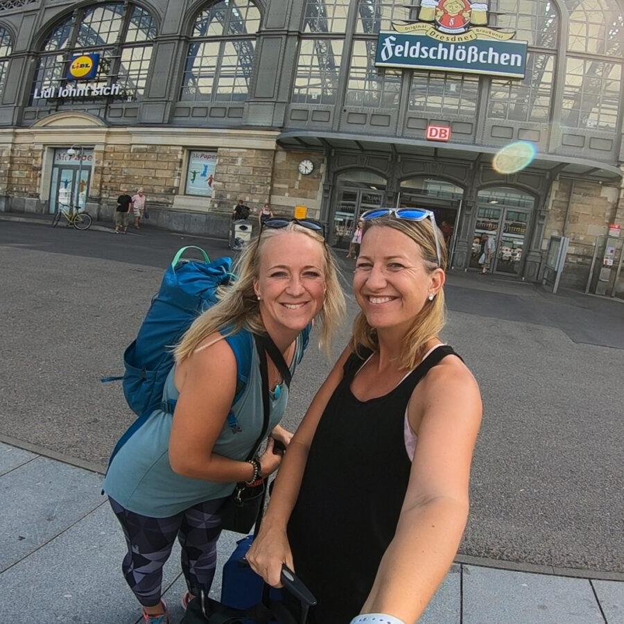 att resa-podden Annika Myhre Lisa Fahlåker