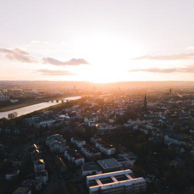 Mot Dresden: secondary cities och aktivt resande!