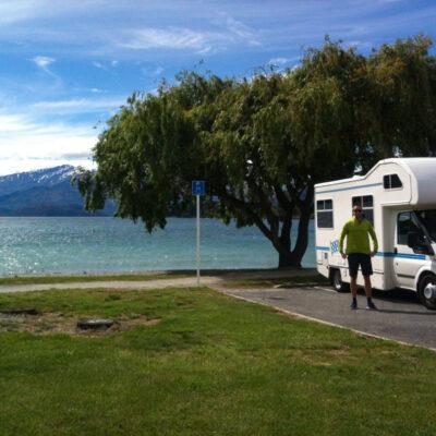 81: Att resa i Nya Zeeland (med husbil)