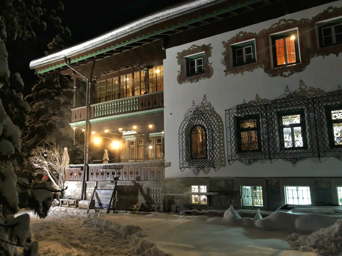 österrike skidor