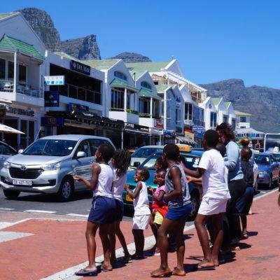 032: Att resa till Kapstaden