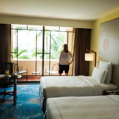 045: Att resa och få hotellupplevelser