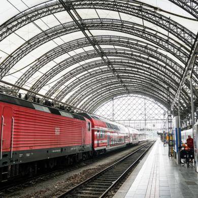 resa med tåg