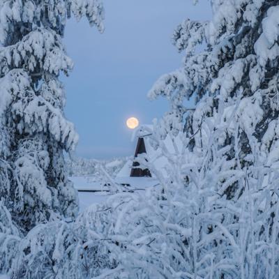076: Att resa till svenska vinterfjäll